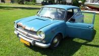 Wstępne oględziny samochodu AUSTIN 1800 MK 1. Wyprodukowany w ilości ok 221 000 sztuk (1964 – 1975). Sprzedawany również jako Morris 1800 oraz Wolseley 18/85 (BMC ADO 17).
